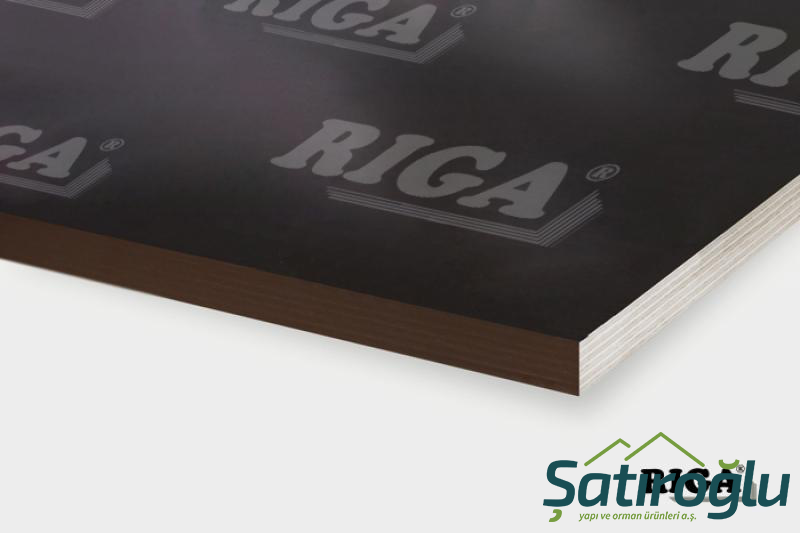 Riga Plywood (15mm) 250X125cm