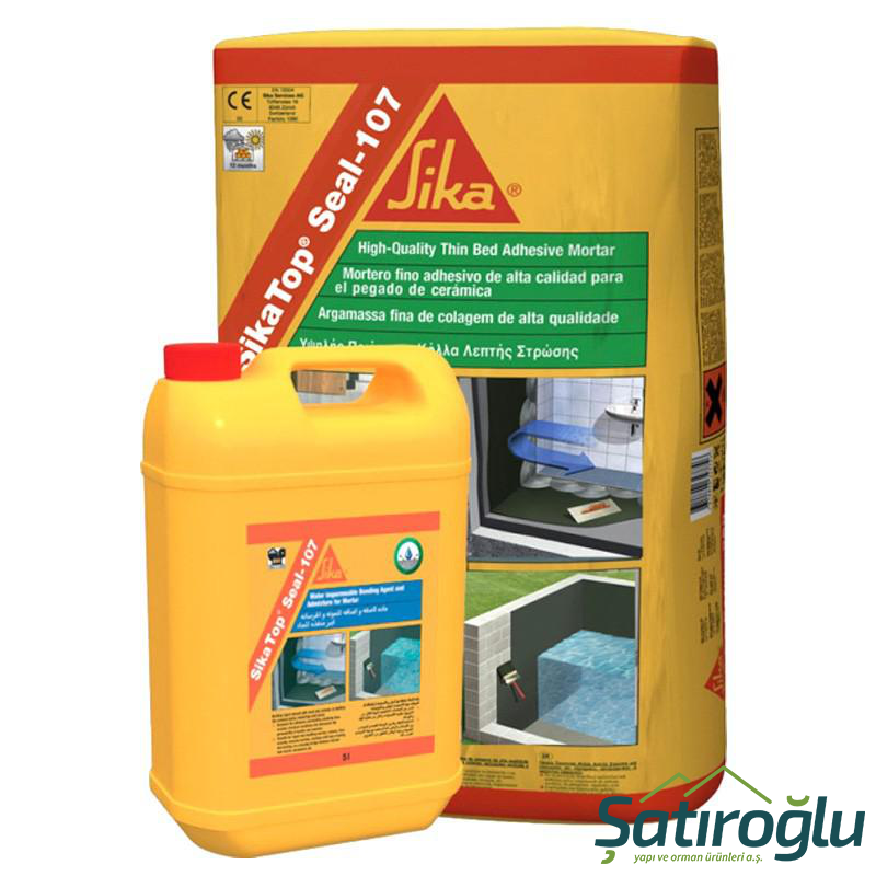 Sika Topseal 107 25Kg